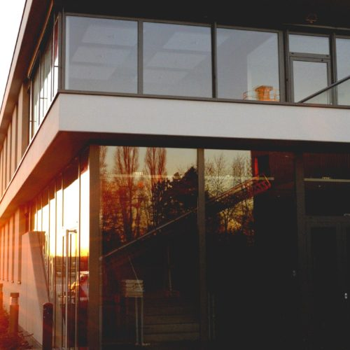 Fenêtres et portes aluminium Schuco